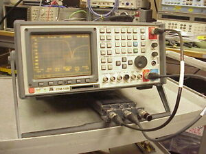 Aeroflex Ifr Com 120b Communication Service Monitor loaded With Options