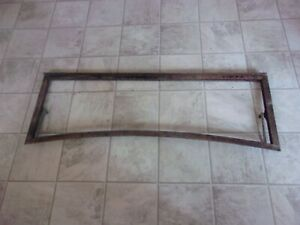 1932 1933 1934 Ford Pickup Truck Windshield Frame Solid With Upper Hinge Rat Rod
