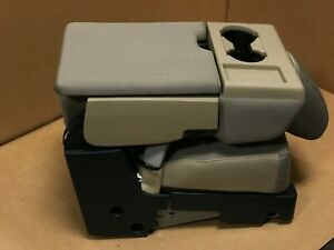 2018 20 Ford Superduty F250 F450 Center Console Jump Seat Tan