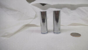 2 Pcs Kobalt 3 8 Drive 12pt Deep Laser Marked Sockets Sizes 14 And 15mm New