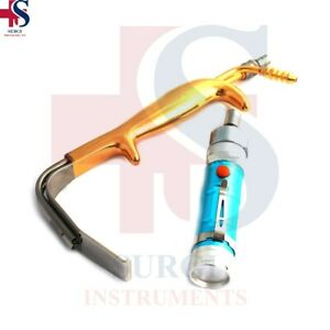 Face Lift Retractor With Reverse Handle Plastic Surgery Available By Si