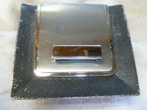1967 Ford Mustang Mercury Cougar Center Console Ashtray Assembly Good Cond 67 P