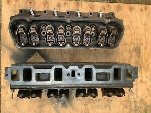 Gt40p Cylinder Heads Ford 5 0l V8 Gt40 Explorer Mustang Foxbody Oem 98 99 00