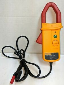 Fluke I410 Ac dc Current Clamp Multimeter Accessory Very Good Condition