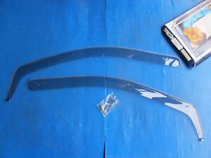 Mini Deflectors Air With Mounting Without Clip Spid Air For Renault Twingo