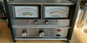 Vintage Sears Engine Performance Analyzer Model 161 2121 With Instructions