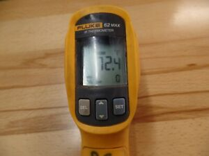 Fluke 62 Max Infrared Thermometer Used