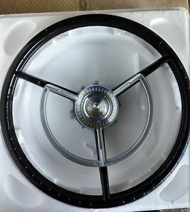 15 Small 1956 1957 Ford Thunderbird Steering Wheel Can Be Painted Your Color