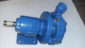 Goulds 1 1 2 Hp F1bf15 Centrifugal Frame Mounted Pump Series 3742