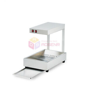 Commercial Electric Churros Display Cases Warmer Food Holding Warming Equipment