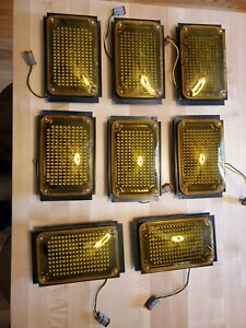 One Whelen 600 Series Amber Led Module T a 02 038346051t Steady Burn Deutsch