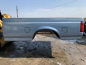 Rust Free 87 97 Ford Pickup Box 8 Obs Long Bed Dual Tanks F150 F250 F350