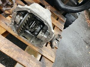 80 81 82 Corvette C3 Rear Differential 2 87 Ratio Complete Used Posi With Mount