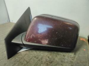 2011 Ford Edge Left Driver Door Mirror Power Approach Lamps Heat Oem 20i0823