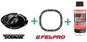 Kit Dorman Rear Differential Cover Gasket Friction Modifier Ford 8 8 Ranger F150