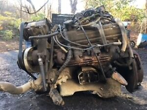 Ford 1995 460 Gas Fuel Injection V 8 Good Running Complete Engine 126 000 Miles