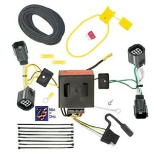 Trailer Tow Harness Hitch Wiring For 2015 2016 2017 2018 Dodge Grand Caravan