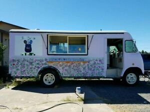 22 Mobile Food Unit For Sale In Oregon Towable Truck Registered As Class Iiii