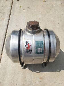 Eelco Gas Fuel Tank Pump For Gasser Dragster Vintage Rare Like Moon