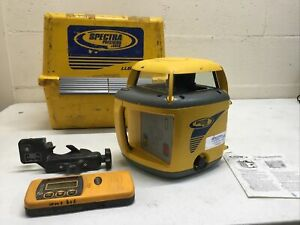 Trimble Spectra Precision Laser Ll600 With Case