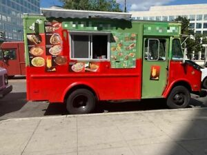 Well Maintained Chevrolet P30 Mobile Kitchen Food Truck For Sale In Virginia