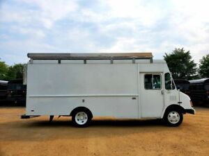 Ready For Conversion 1999 Chevrolet P30 Empty Step Van Mobile Business Truck F