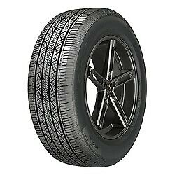 2 New 225 55r17 Continental Cross Contact Lx25 Tire 2255517
