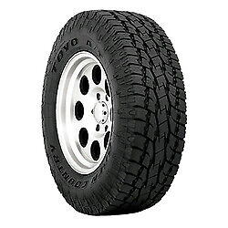 4 New Lt295 65r20 10 Toyo Open Country At Ii Xtreme 10 Ply Tire 2956520