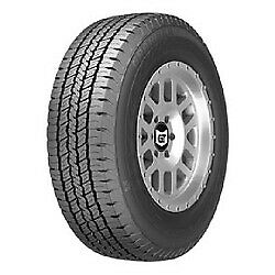 4 New Lt235 80r17 10 General Grabber Hd 10 Ply Tire 2358017