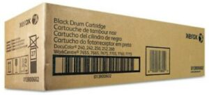 Xerox 013r00602 Black Drum Cartridge For Docucolor 240 250 260 And Workcentre