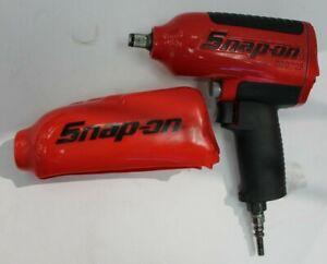Snap On Mg725 1 2 Drive Heavy Duty Impact Wrench Air Gun W cover