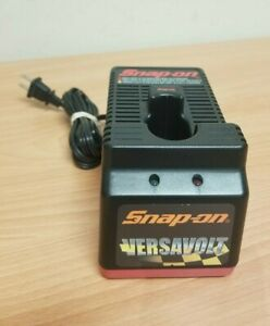 Snap On 9 6 18v 45 Minute Battery Charger Ctc318