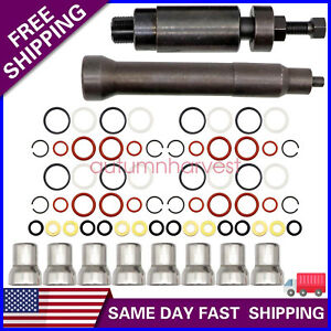 Injector Sleeve Cup Removal Tool Install Kit For Ford 03 10 Powerstroke 6 0l