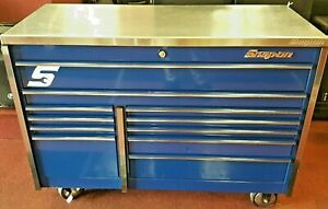 Snap on Tools Krl722bpzh Rolling Tool Chest