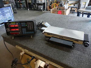 Rsf Electronik Electronics Z 535 Xyz Readout 15x6 Linear Xy Positioning Stage