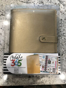 Create 365 The Happy Planner Mini Cover Gold