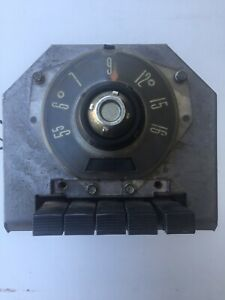 Radio Deluxe Tube 1955 Ford 5bf 164691