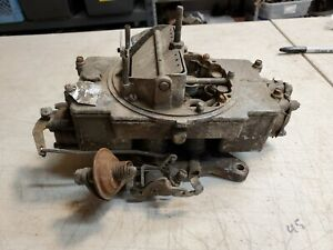 Vintage 4 Barrel Ford Carburetor Efa oba x 1958 1959 1960 Ford 332 352 T bird