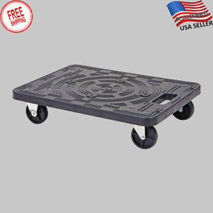 Rolling Dolly Cart Heavy Duty Furniture Mover Platform Swivel Caster 200 Lb New