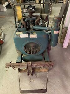 Itt Marlow Trash Pump wisconsin Vh4d Engine