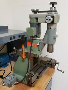 Sixis 101 Milling Machine Ex Bulova And Hamilton Watch Factories