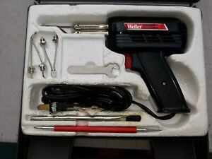 20ss54 Weller Soldering Iron Kit 11 X 10 1 2 X 2 1 2 Very Good Condition