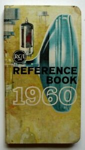 Rca Reference Book 1960 Tubes Parts Batteries Test Equipment