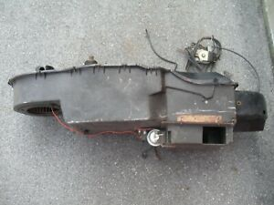 1970 1971 Ford Torino Ranchero Fairlane Ac A C Heater Box With Cluster Switch