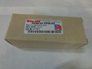 Whelen 01 0461403 ron Replacement Strobe Tube Bulb Whelen S30har Strobe Bulb