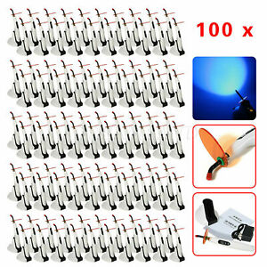 100x Dental Wireless Led Curing Composite Resin Light Cure Lamp Led b Usps