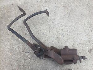 1937 Chevy Pick Up Brake And Clutch Pedal Assembly Hot Rod Custom Rat Rod 36 38