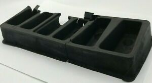 Snap On Tools Metric Black Tray Holder Swivel Universal Socket Set 3 8 Plastic