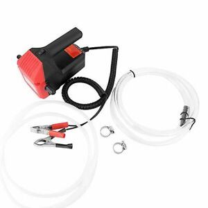 Car Engine Oil Pump Electric Diesel Fluid Sump Extractor Fuel Transfer Suction