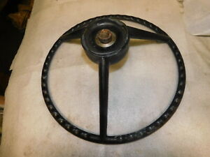 1956 1957 Thunderbird Steering Wheel